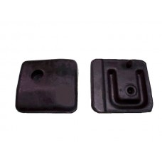 Bumper Gate Rubber for used with Toyota Vigo Left