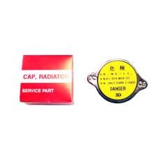Radiator Cap Nickel Large