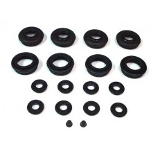 Boot Wheel Cylinder Repair Kit Front&Rear for BU20